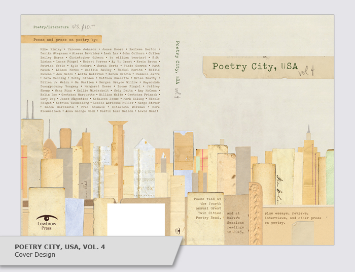 Poetry City, Vol.4 cover